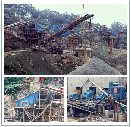 Impact-Crusher-Sand-Product-Line