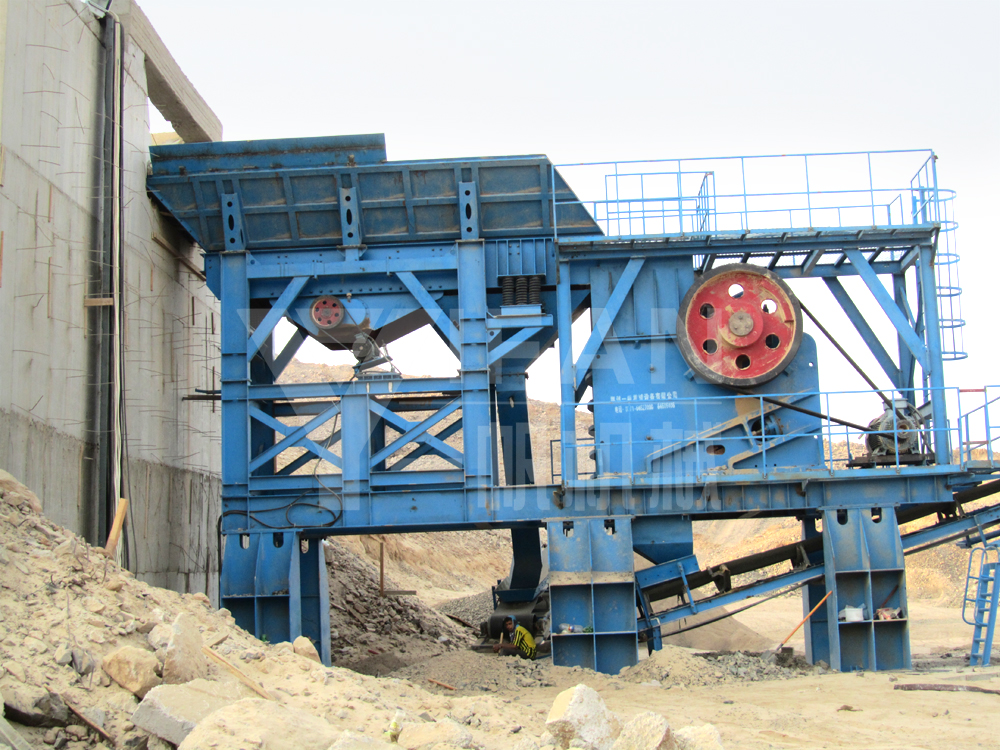 PE750 × 1060 jaw crusher manufacturers