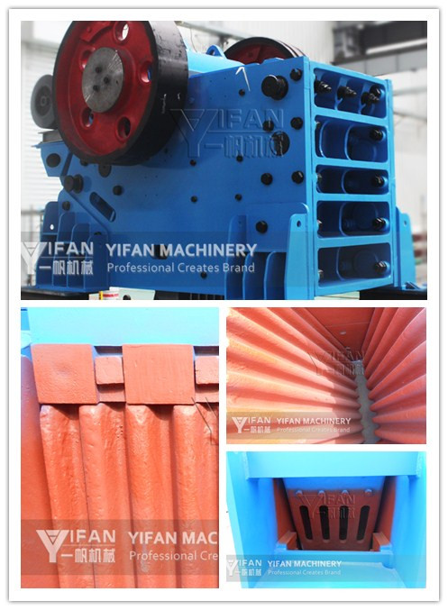 jaw crusher jaw plate