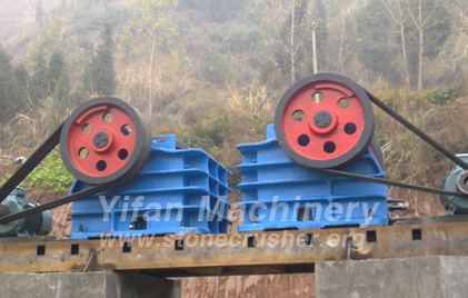 Efficient Jaw Crusher