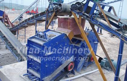 Gravel Production Line