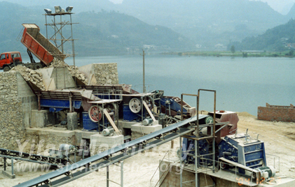 Limestone Gravel Production Line