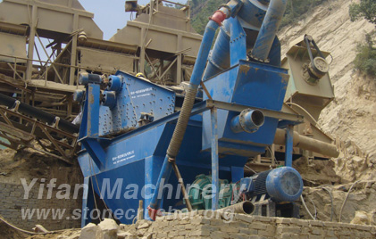 SS Series Sand Collecting System